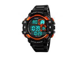 Часы Skmei 1118 Black (1118BKOR)