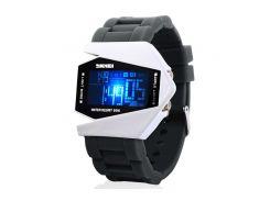 Часы Skmei 0817 Gray BOX (0817BOXGY)