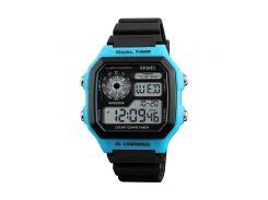 Часы Skmei 1299 Blue (1299BOXBL)