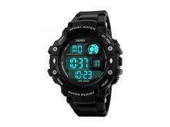 Часы Skmei 1118 Black (1118BKWT)