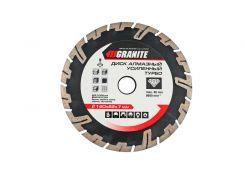 Диск алмазный Granite 180 мм турбо усиленный ( 000001879 )