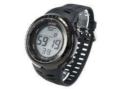 Часы спортивные Skmei 1167 Black (1167BKB)