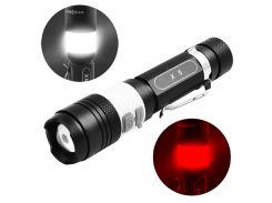 Фонарь светильник Police X05-T6 Zoom (030-SAN141)