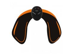 Тренажер для мышц ягодиц EMS Hips Trainer Черный с желтым (31-SAN201)