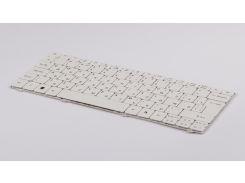 Клавиатура для ноутбука Acer Aspire One 715/721/ white RU (A837)