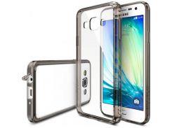 Чехол для моб. телефона Ringke Fusion для Samsung Galaxy A3 (Smoke Black) (553075)