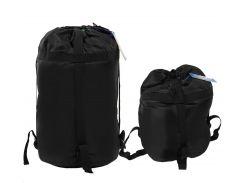 Компрессионный мешок Bluefield М 26х45 см 24 л Черный (HbP050339)