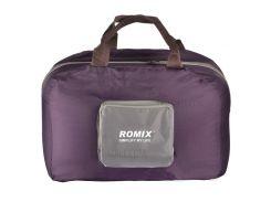 Складная сумка ROMIX Purple