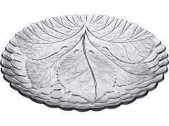 Набор 6 закусочных тарелок Pasabahce Sultana d 24 см Прозрачный (10288_psg)