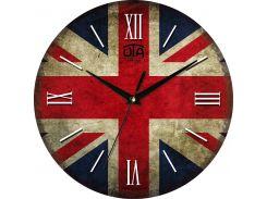 Часы настенные Великобритания (110-1083235)