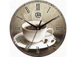 Часы настенные Чашка Кофе (110-1083238)