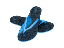 Вьетнамки женские пляжные Aqua Speed Bahama 37 Темно-синие (aqs099)