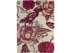 Обложка Paint Case Flower Rose for iPad Air 2