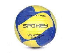 Волейбольный мяч Spokey Volleyball Bullet размер 5 Yellow-Blue (s0216)