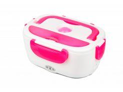 Ланч-бокс с подогревом Electric Lunch Розовый (nri-2238_2)
