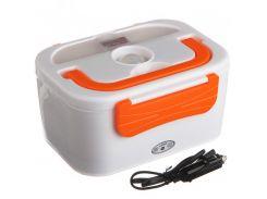 Ланч-бокс с подогревом от прикуривателя Electric Lunch Оранжевый (nri-2239)