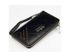 Мужской кошелек Baellerry SW009 business Черный (45498)