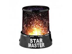Проектор звездного неба Star Master Black (510-01)