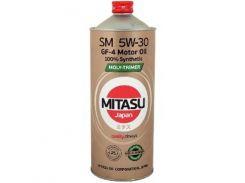Моторное масло MITASU MOTOR OIL SM 5W-30 1 л (MJ-111-1)