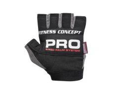 Перчатки для фитнеса и тяжелой атлетики Power System Fitness PS-2300 M Grey/Black (VZ55PS-2300_M_Black-grey)