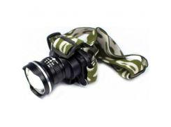 Налобный фонарь BL Police 6807 30000W Q5 500 Lumen (44349)