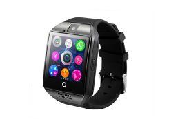 Умные часы Smart Watch UWatch Q18 Black (hub_nRth35218_my)