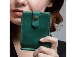 Зажим для денег Lucky Зеленый (150017)
