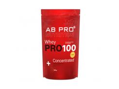 Протеин AB PRO PRO100 Whey Concentrated 1000 г Клубника (039)