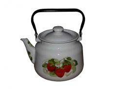 Чайник емальований Idilia Лісова ягода 3.5 л І2713/2 (396396)