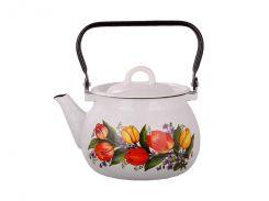 Чайник емальований Idilia Весняний букет 2.5 л I2710/2 (453462)