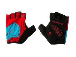 Рукавички велосипедніOnRide Catch S Red-Black (2956563230180 )