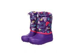 Резиновые сапоги Непоседа 33 Фиолетовый (1412-2915900073215)
