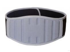 Пояс для важкої атлетики PowerPlay 5425 XL Сірий (PP_5425_XL_Grey)