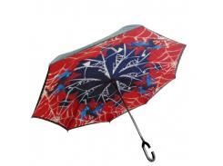 Зонт обратного сложения Up-brella Spider Man Разноцветный (hubber-297)