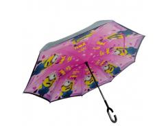 Зонт обратного сложения Up-brella Minions (hubber-295)