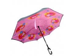 Зонт обратного сложения Up-brella Peppa Pig (hubber-293)