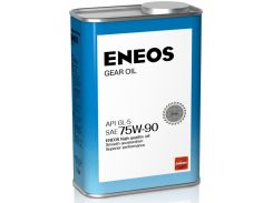 Трансмиссионное масло ENEOS GL-5 75W-90 0.94 л (ENGO75W90-1)