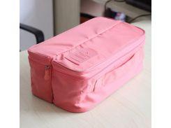 Органайзер для нижнего белья Packing Travel Розовый (la00373)