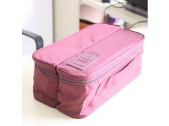 Органайзер для нижнего белья Packing Travel Бордовый (kas00373)