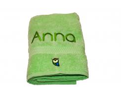Полотенце для рук и лица Fairy Tale Зеленый (FTTW5090)