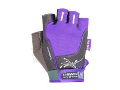 Перчатки для фитнеса и тяжелой атлетики Power System Woman's Power PS-2570 XS Purple (VZ55PS-2570_XS_Purple)