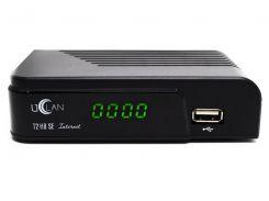 Цифровой ресивер uClan T2 HD SE LED