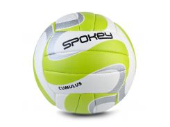 Волейбольный мяч Spokey Cumulus II размер 5 White-Green-Silver (s0217)