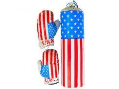 Боксерский набор Danko Toys L-USA Разноцветный (2-00801)