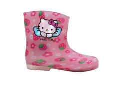 Резиновые сапоги MR.BABY Hello Kitty 33 Розовые (167/33)