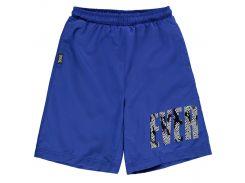 Шорты Everlast Large Logo Woven Shorts Junior Boys 164 Синие (43601018-R)