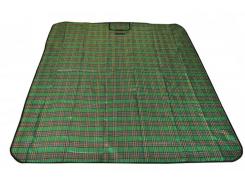 Коврик для пикника и пляжа 145x180 см Green (Max04)