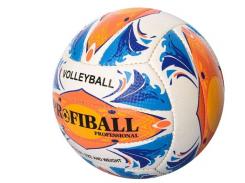 Мяч волейбольный PROFIBALL Size 5 HKOURTU784 White-Orange-Blue (gab_krp190QWTS61)