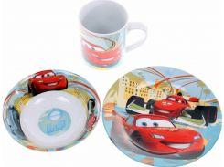 Набор детской посуды Good Idea Тачки маквин 3 предмета (7274to)