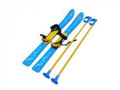 Лыжи с палками детские ТехноК 3350 Голубой (bc-tx-1374)